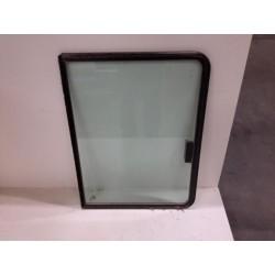 1459085 GLASS-SLID. D300 HARD. 5MM. WITH FRAME